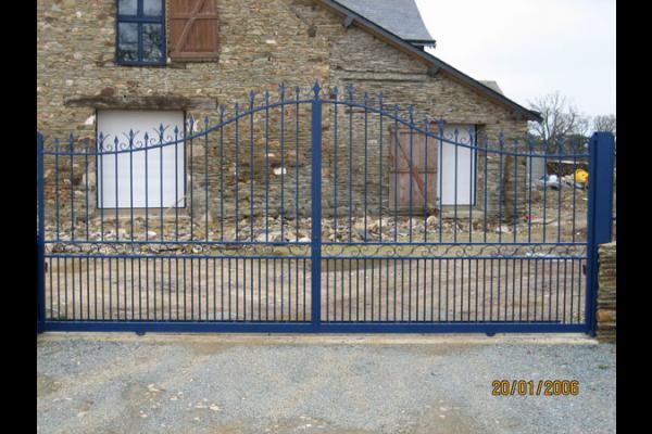 Clotures / portails